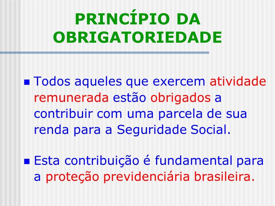 PRINCÍPIO DA OBRIGATORIEDADE