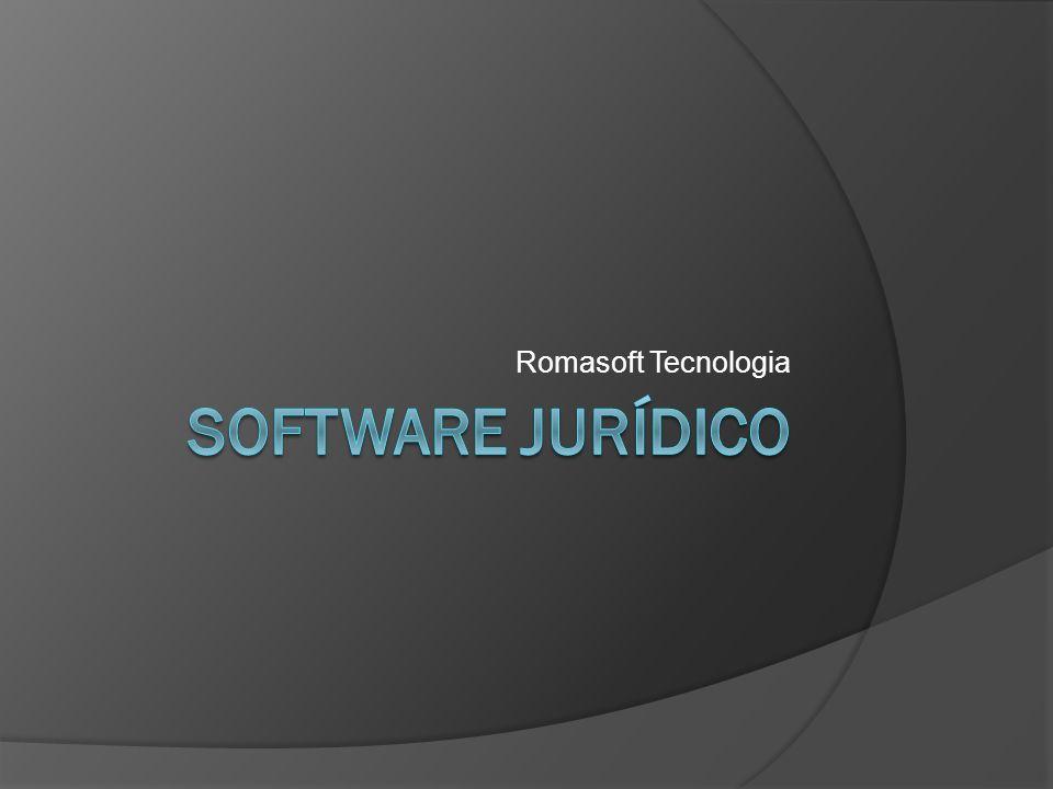 Romasoft Tecnologia SOFTWARE JURÍDICO