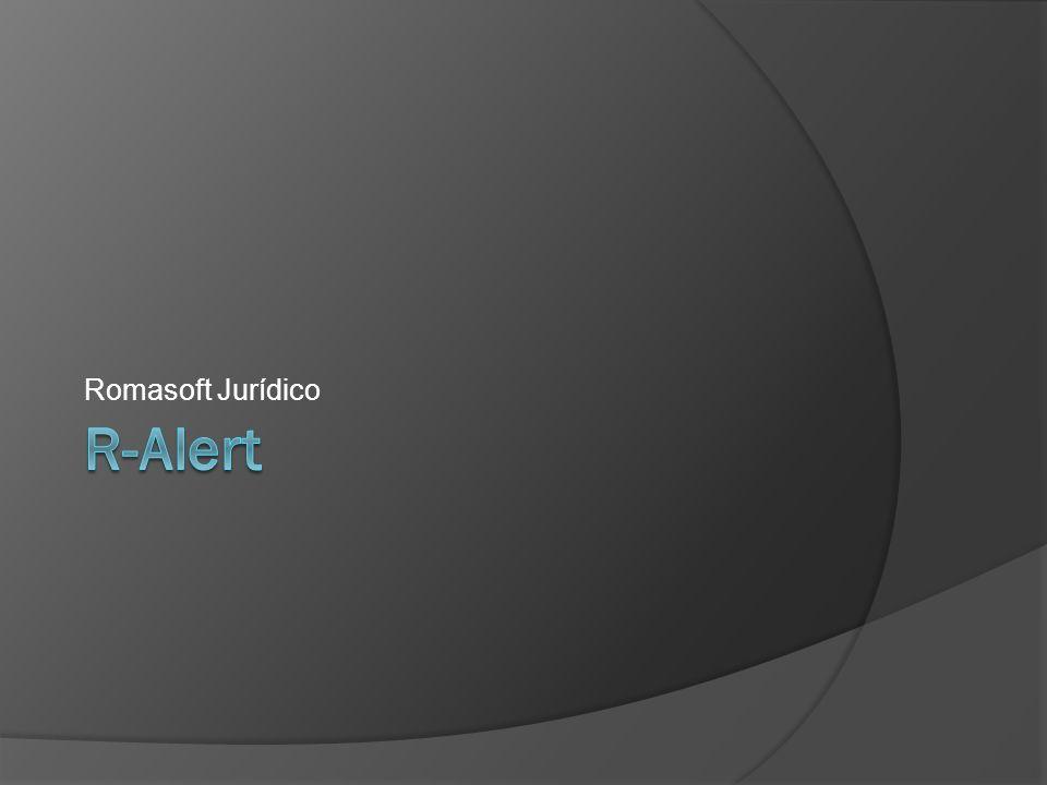 Romasoft Jurídico R-Alert