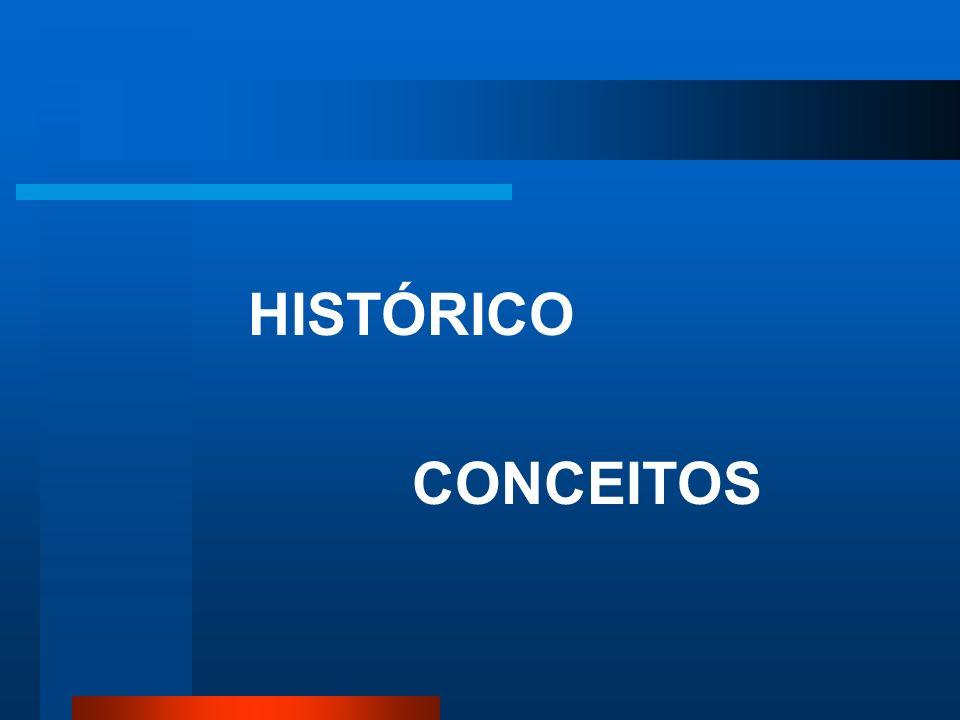HISTÓRICO CONCEITOS