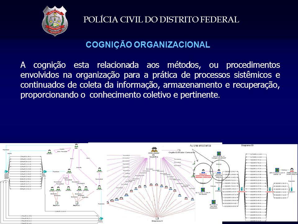 COGNIÇÃO ORGANIZACIONAL
