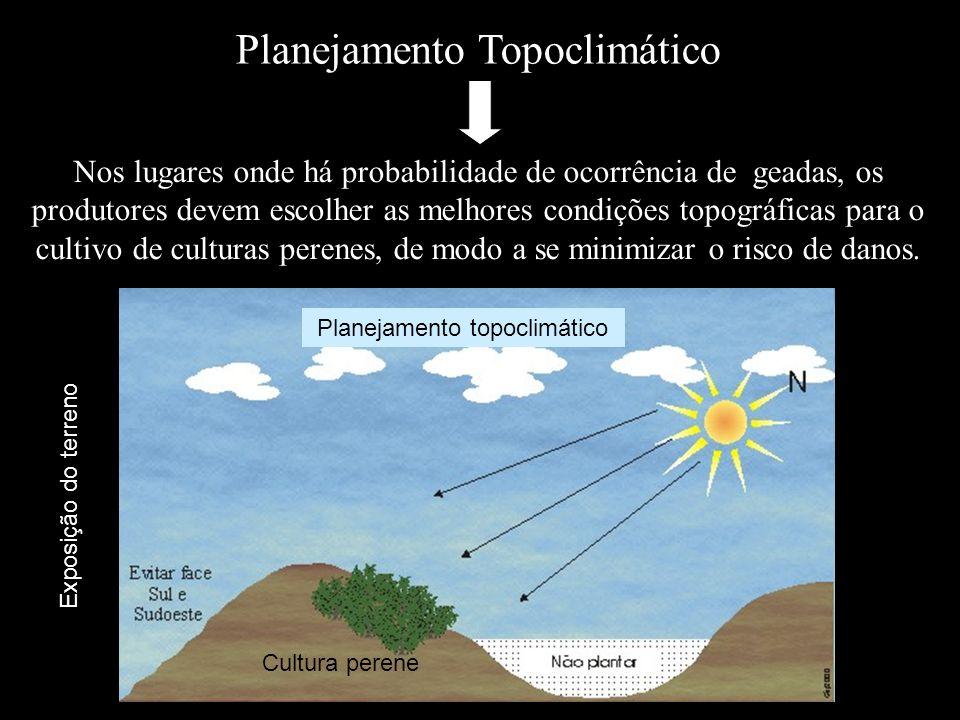 Planejamento Topoclimático