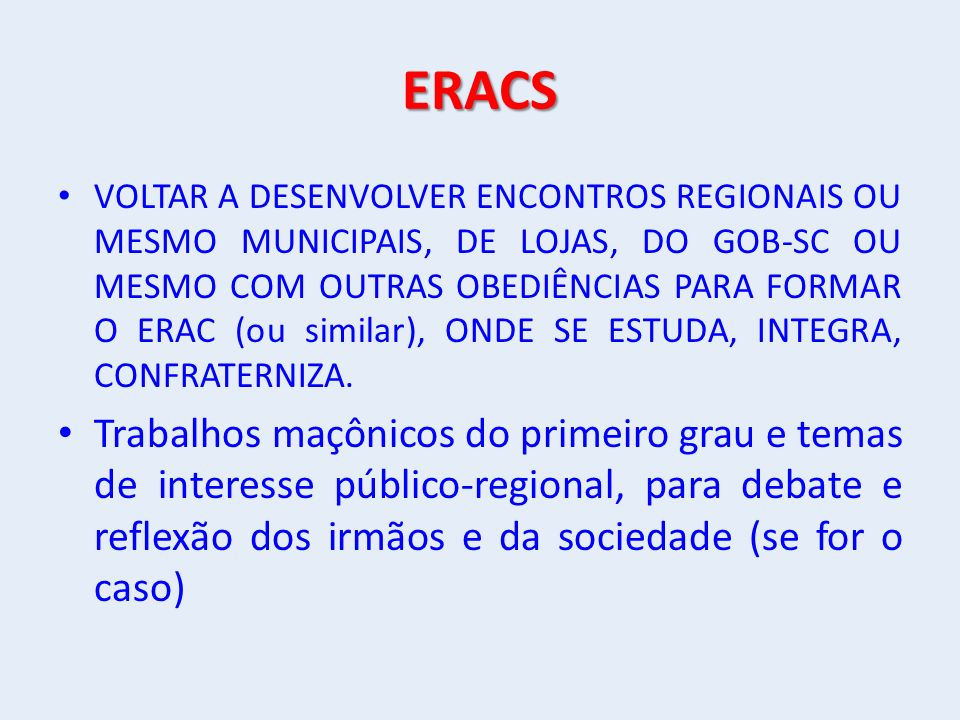 ERACS