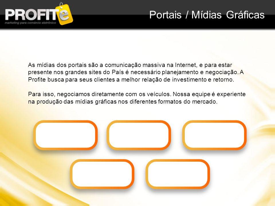 Portais / Mídias Gráficas