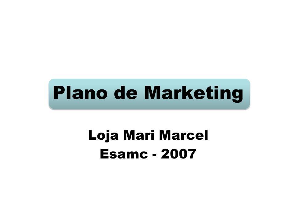 Loja Mari Marcel Esamc - 2007