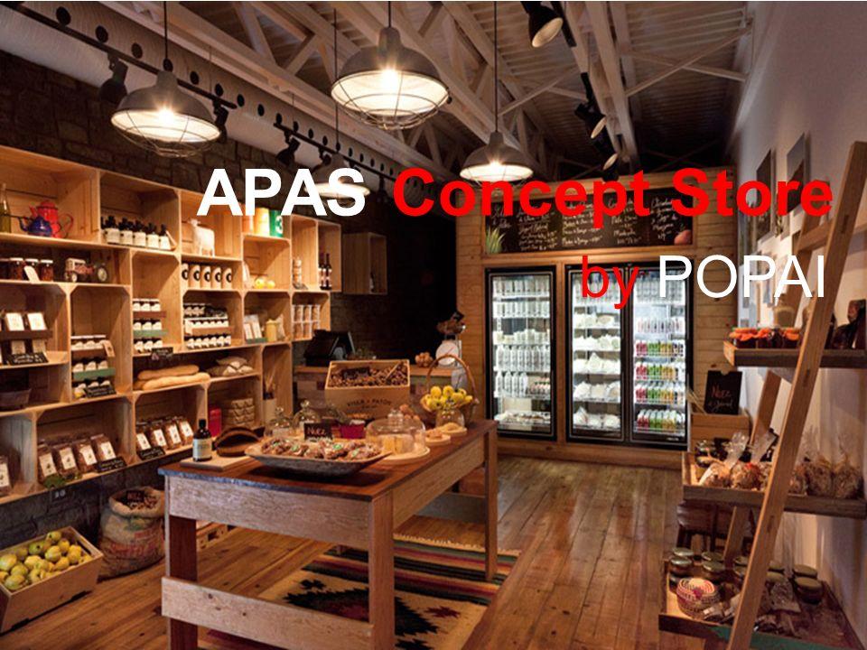 APAS Concept Store by POPAI