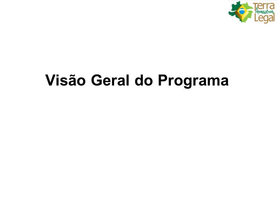 Visão Geral do Programa