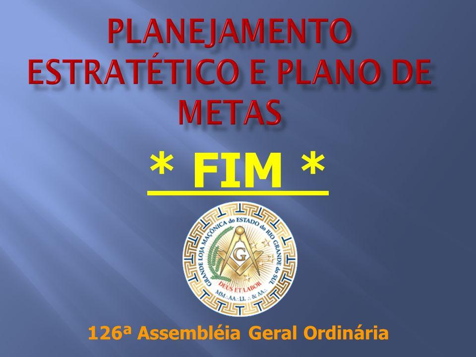 126ª Assembléia Geral Ordinária
