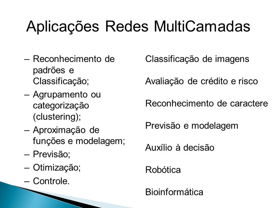 Aplicações Redes MultiCamadas