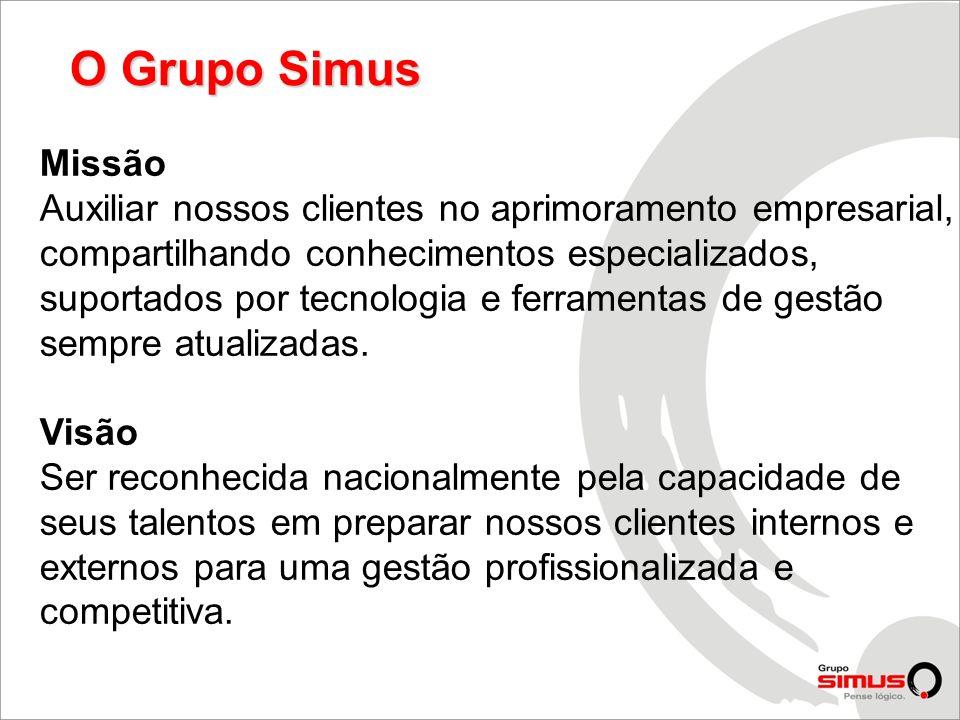 O Grupo Simus Missão.