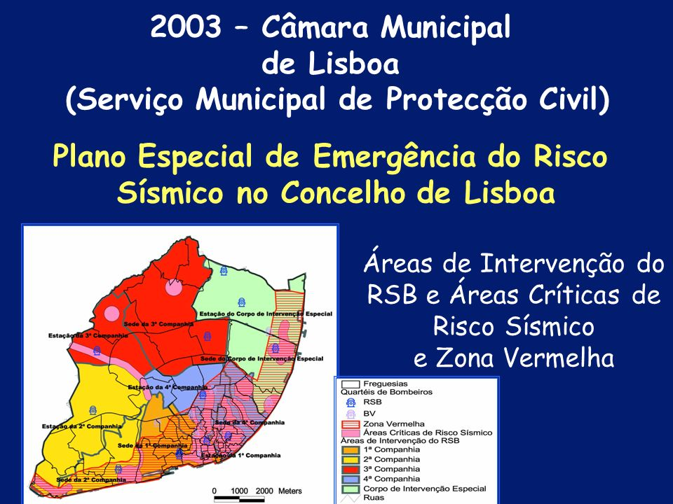 (Serviço Municipal de Protecção Civil)
