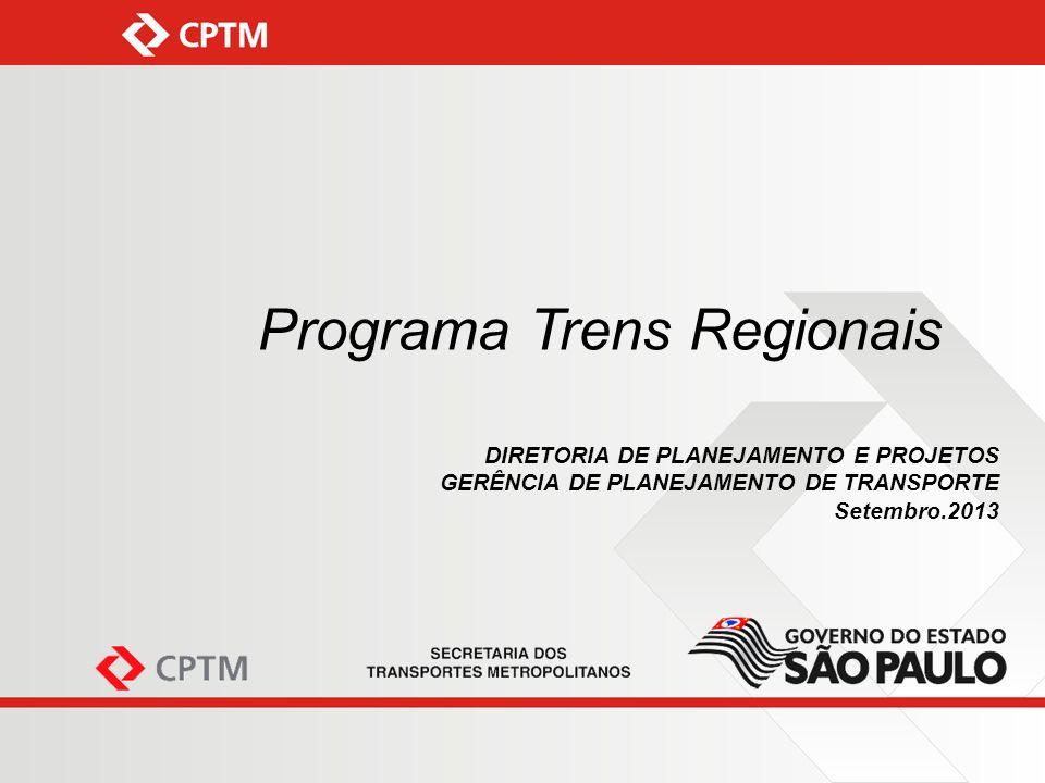 Programa Trens Regionais