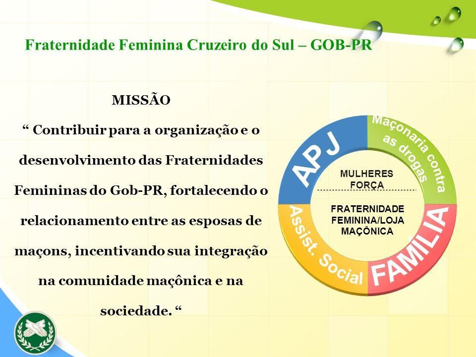 Fraternidade Feminina Cruzeiro do Sul – GOB-PR
