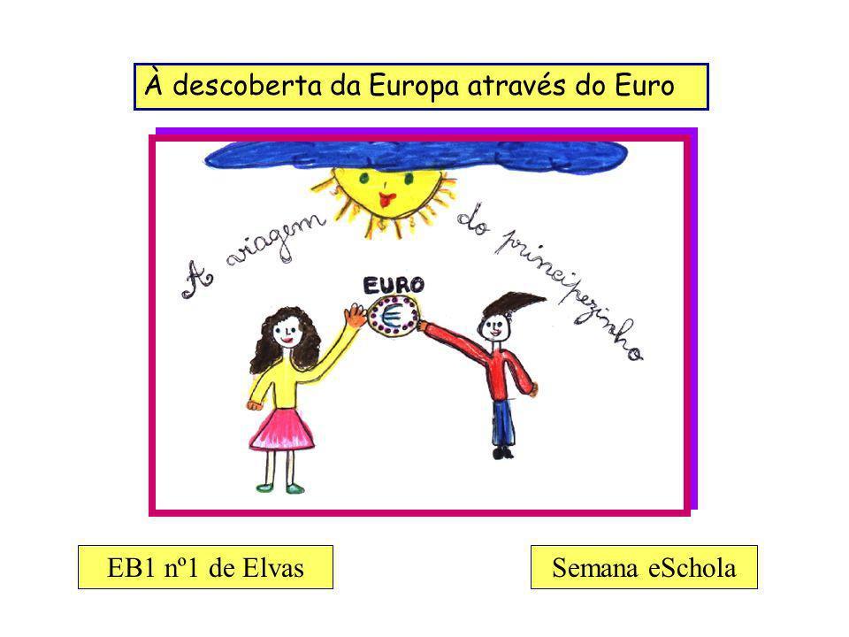 À descoberta da Europa através do Euro