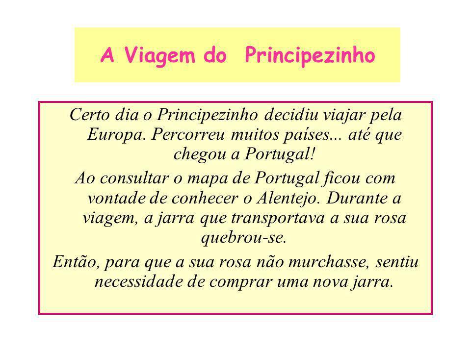 A Viagem do Principezinho