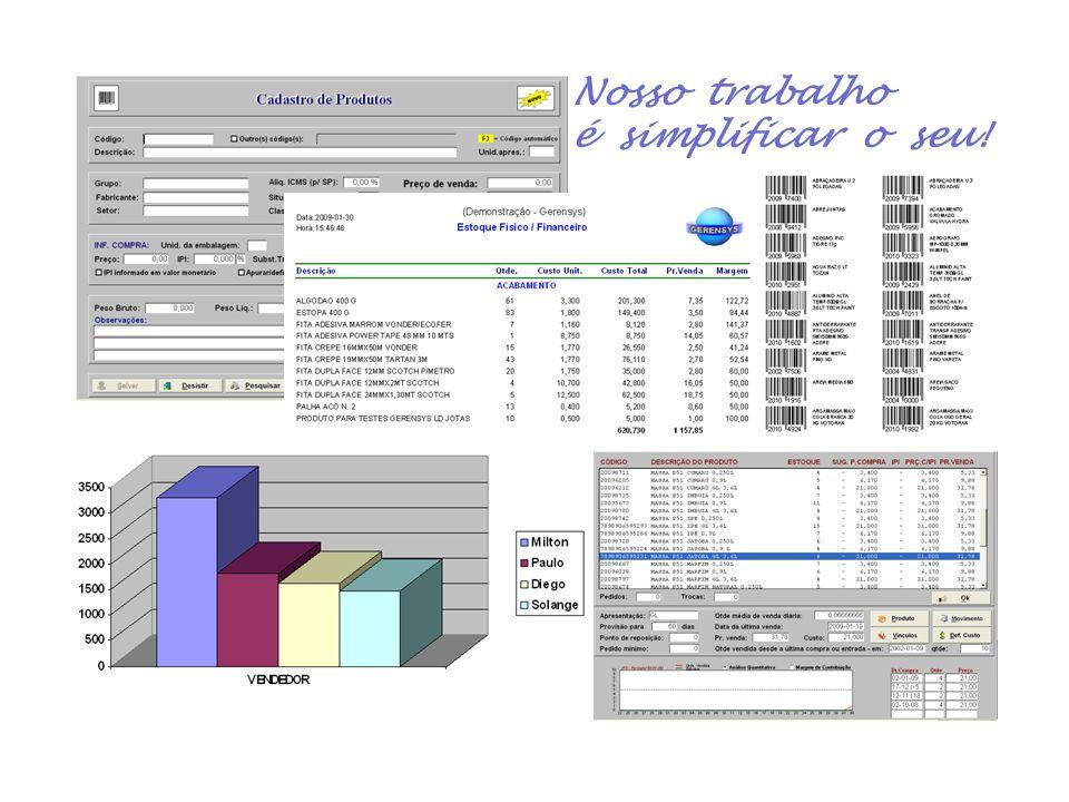 Nosso trabalho é simplificar o seu!