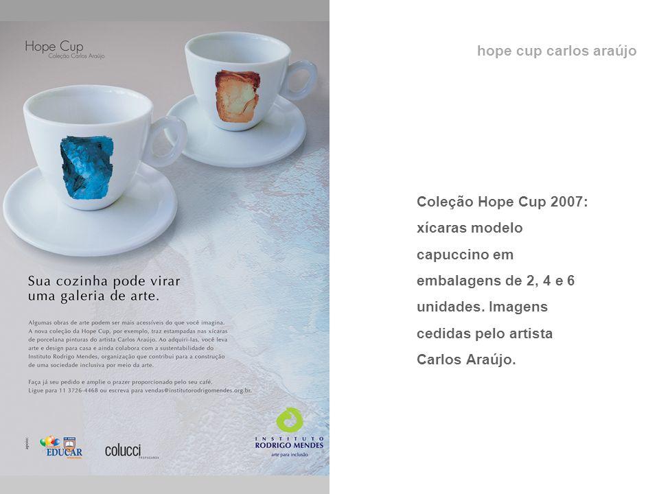 hope cup carlos araújo