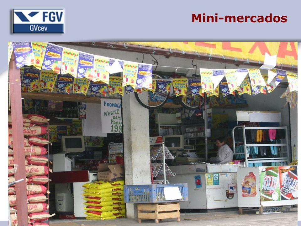 Mini-mercados