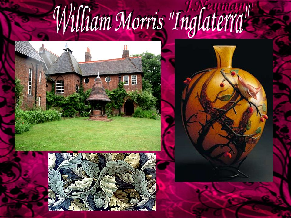 William Morris Inglaterra