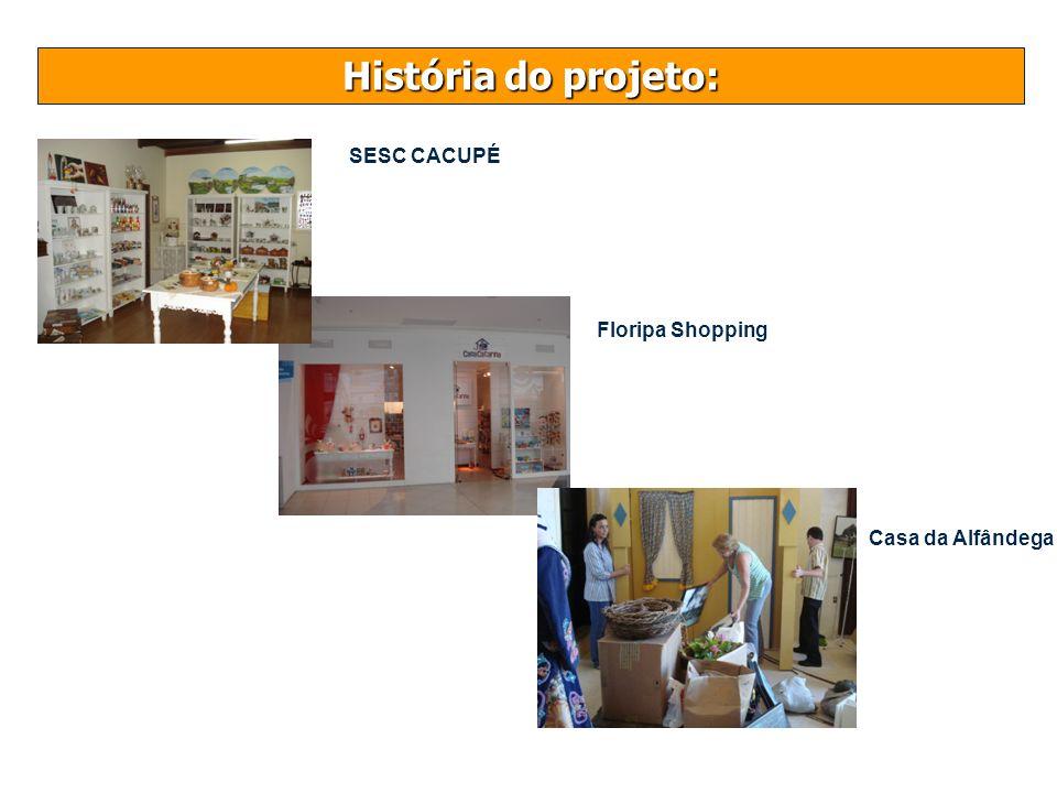 História do projeto: SESC CACUPÉ Floripa Shopping Casa da Alfândega
