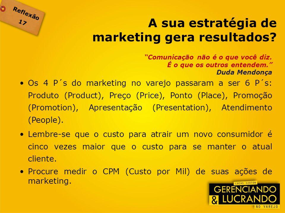 marketing gera resultados