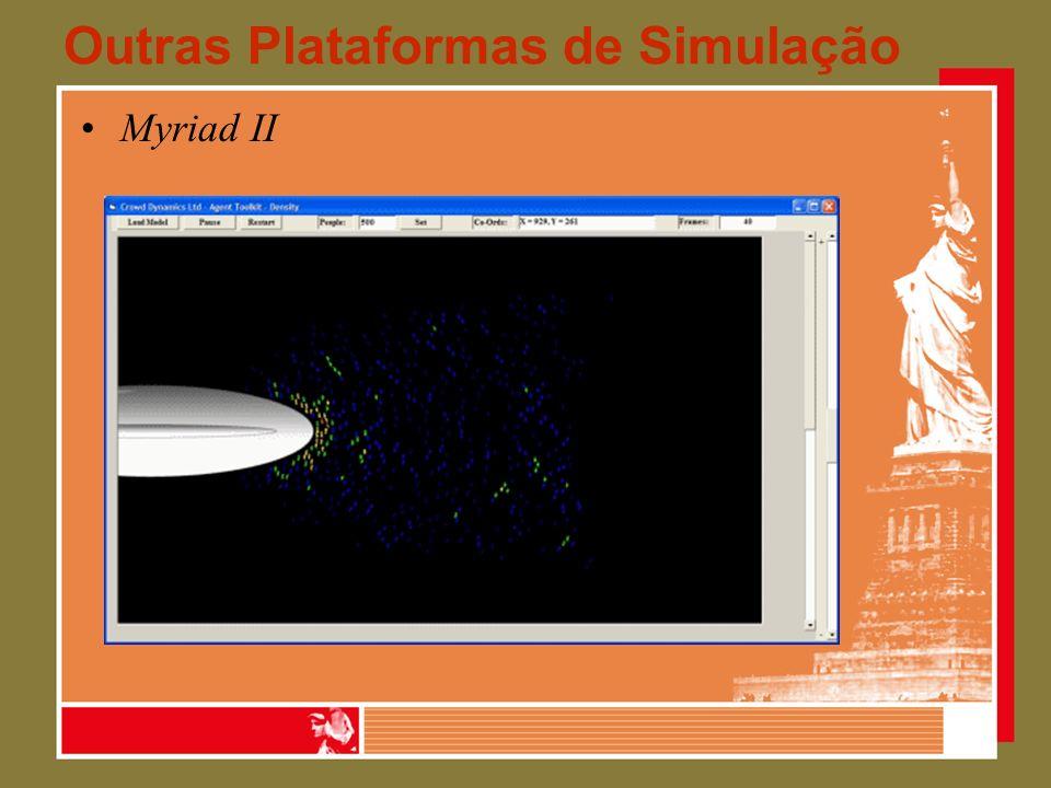 Outras Plataformas de Simulação