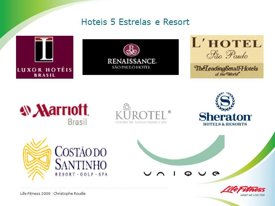 Hoteis 5 Estrelas e Resort