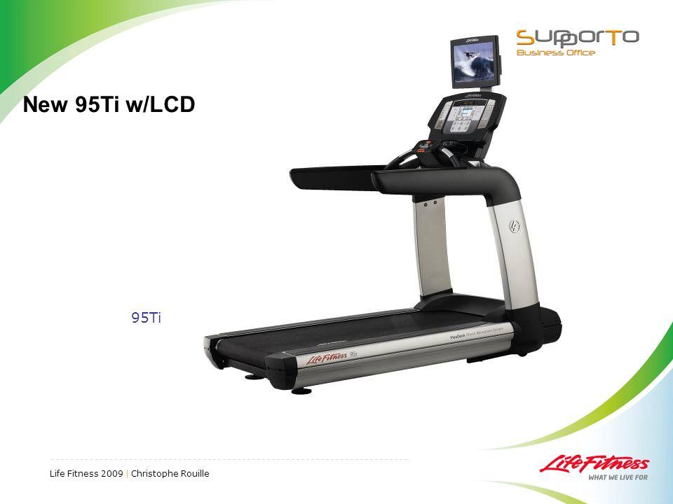 New 95Ti w/LCD 95Ti