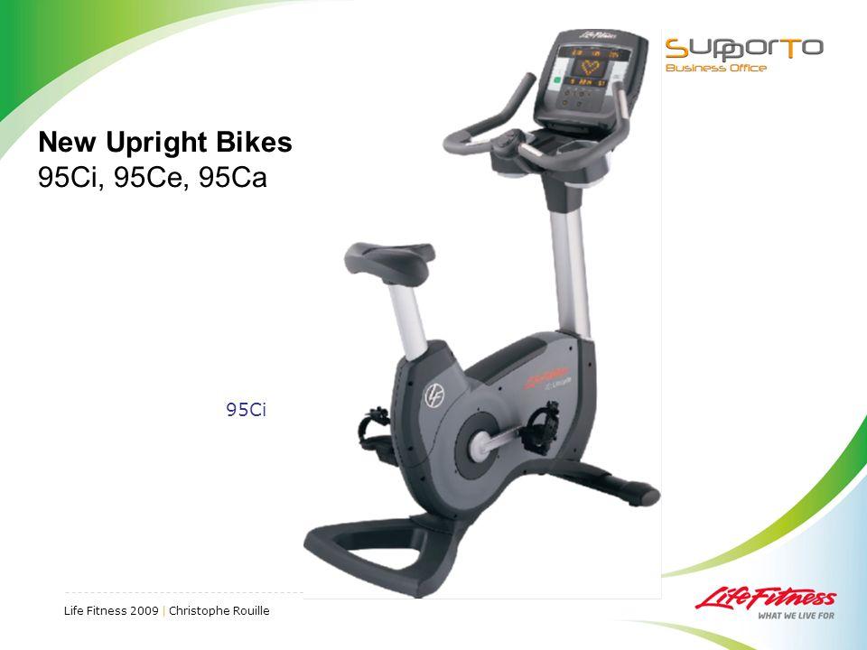 New Upright Bikes 95Ci, 95Ce, 95Ca 95Ci