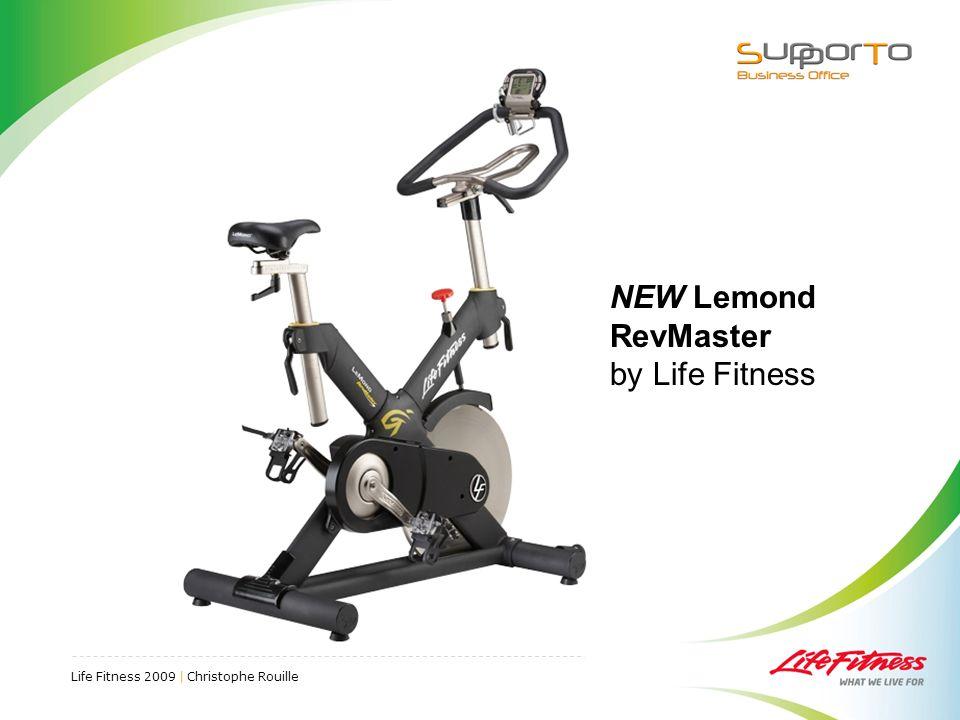 NEW Lemond RevMaster by Life Fitness