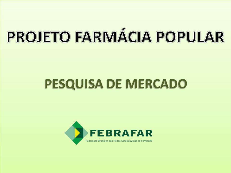 PROJETO FARMÁCIA POPULAR