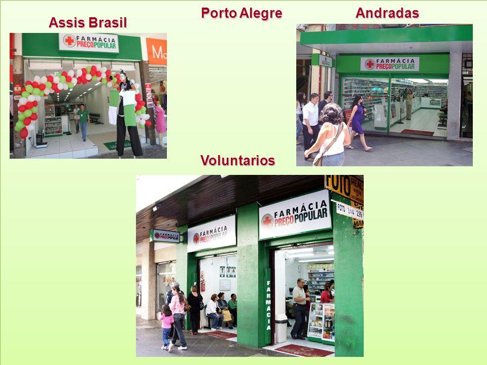 Porto Alegre Andradas Assis Brasil Voluntarios
