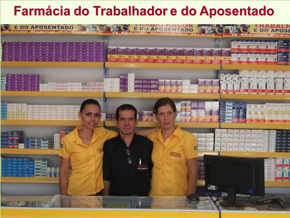 Farmácia do Trabalhador e do Aposentado