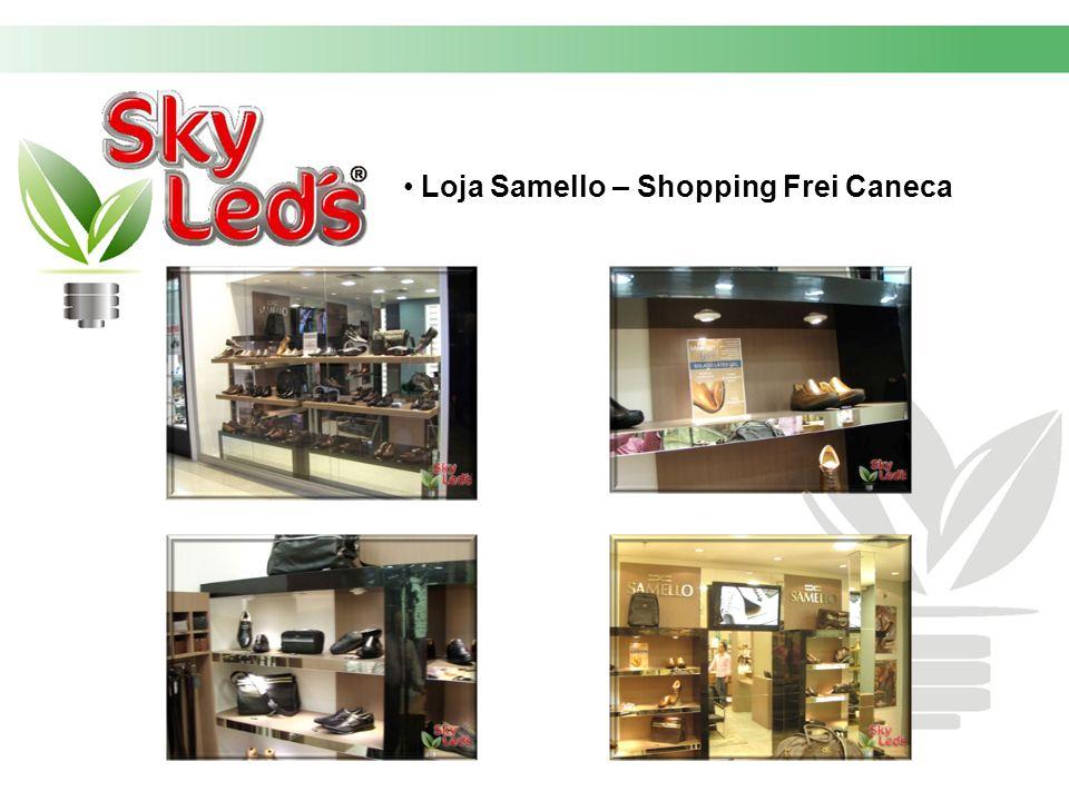 Loja Samello – Shopping Frei Caneca