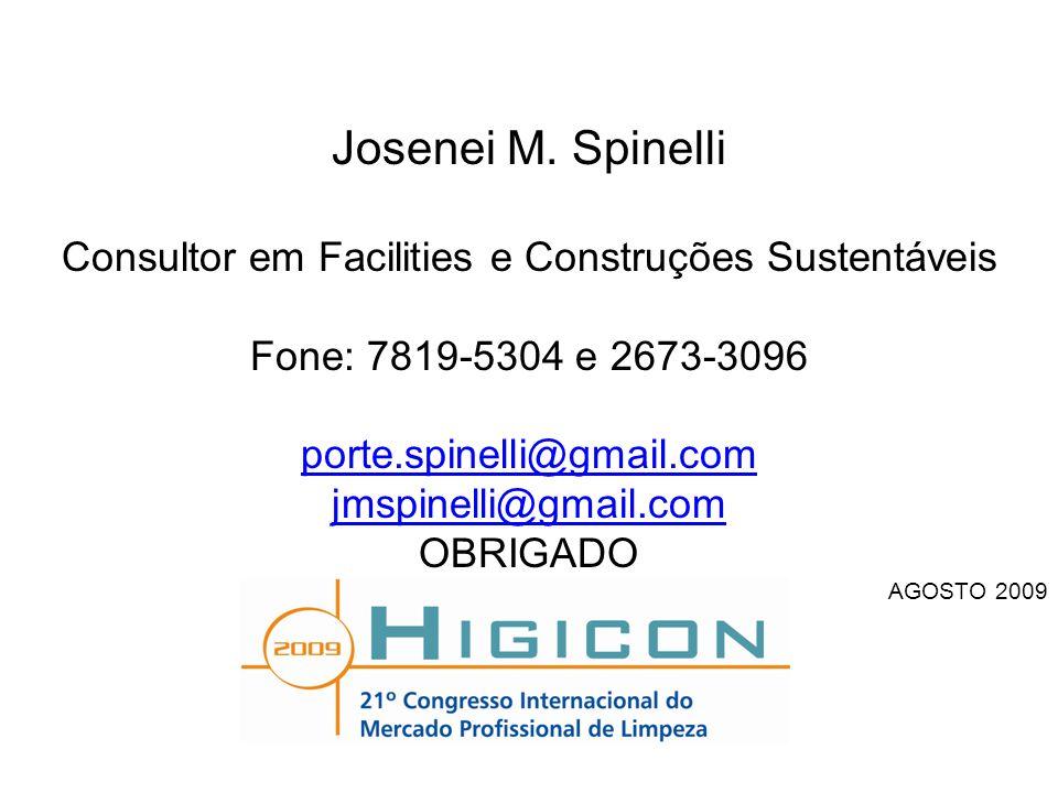 Consultor em Facilities e Construções Sustentáveis