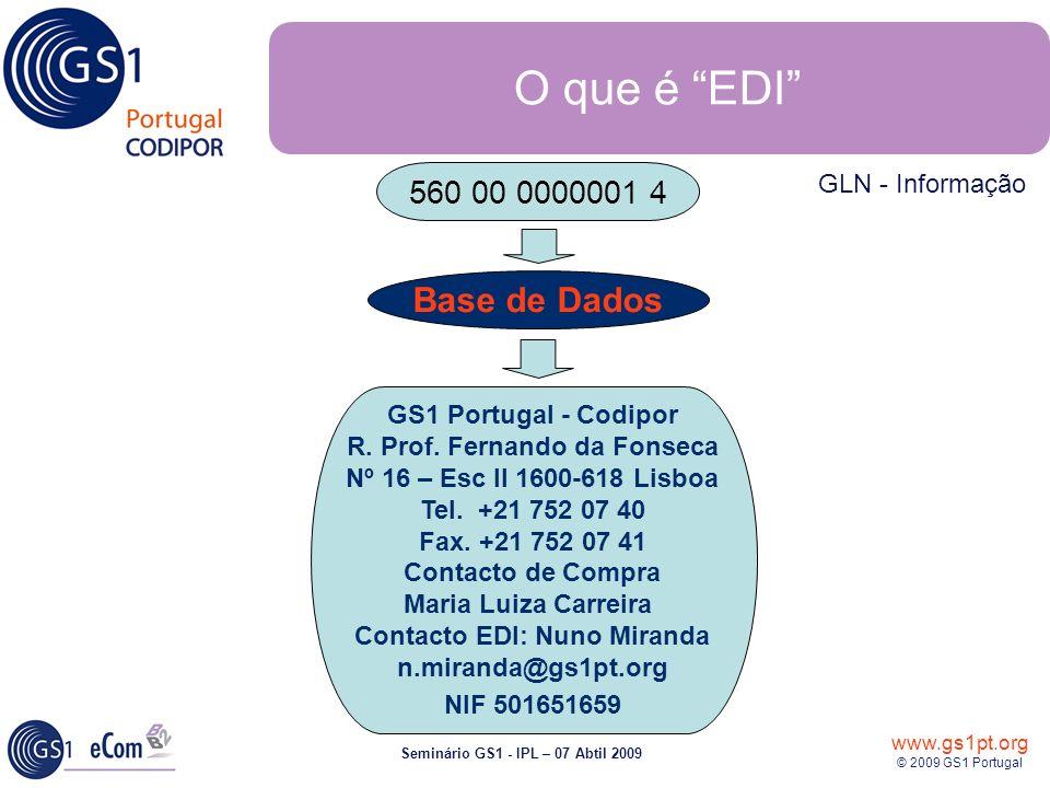 R. Prof. Fernando da Fonseca Contacto EDI: Nuno Miranda