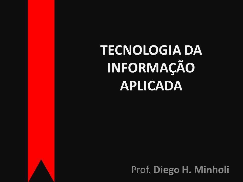 TECNOLOGIA DA INFORMAÇÃO APLICADA