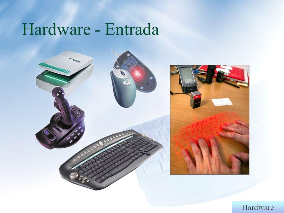 Hardware - Entrada