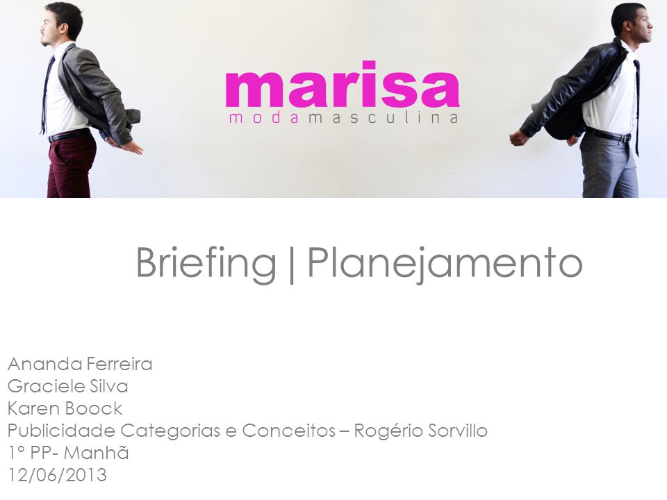 Briefing|Planejamento