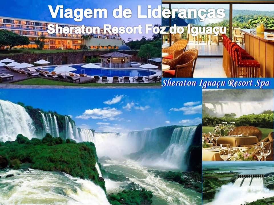 Sheraton Resort Foz do Iguaçu