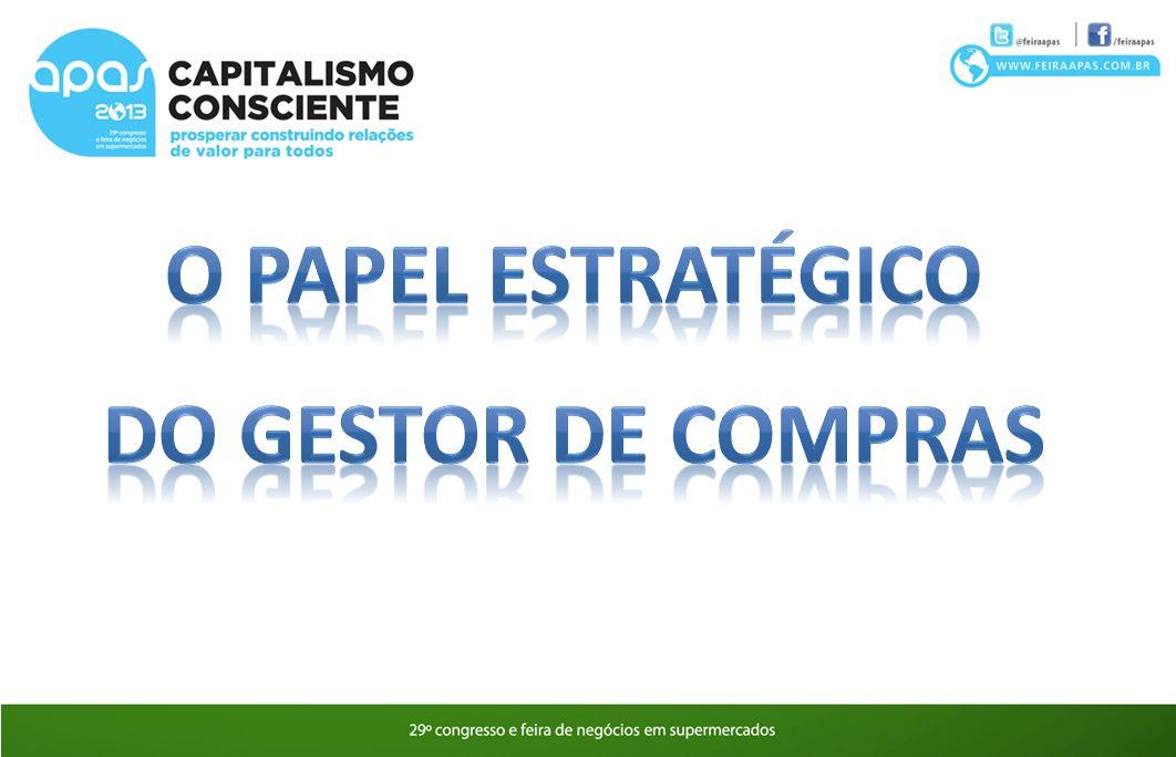 O PAPEL ESTRATÉGICO DO GESTOR DE COMPRAS
