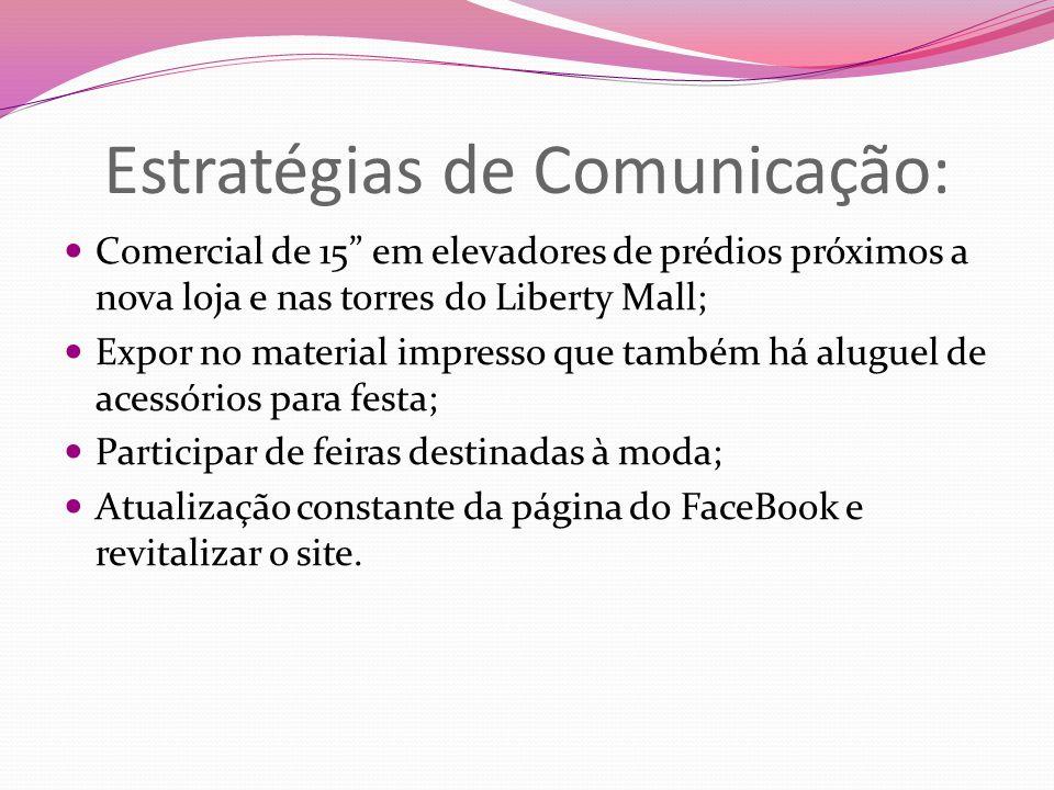 Estratégias de Comunicação: