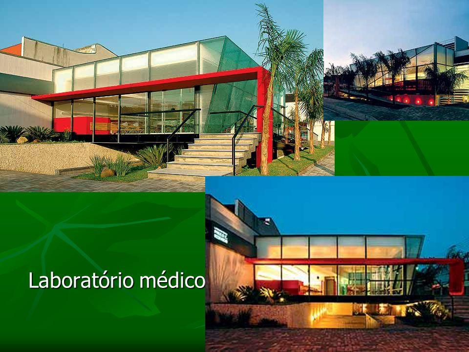 Laboratório médico