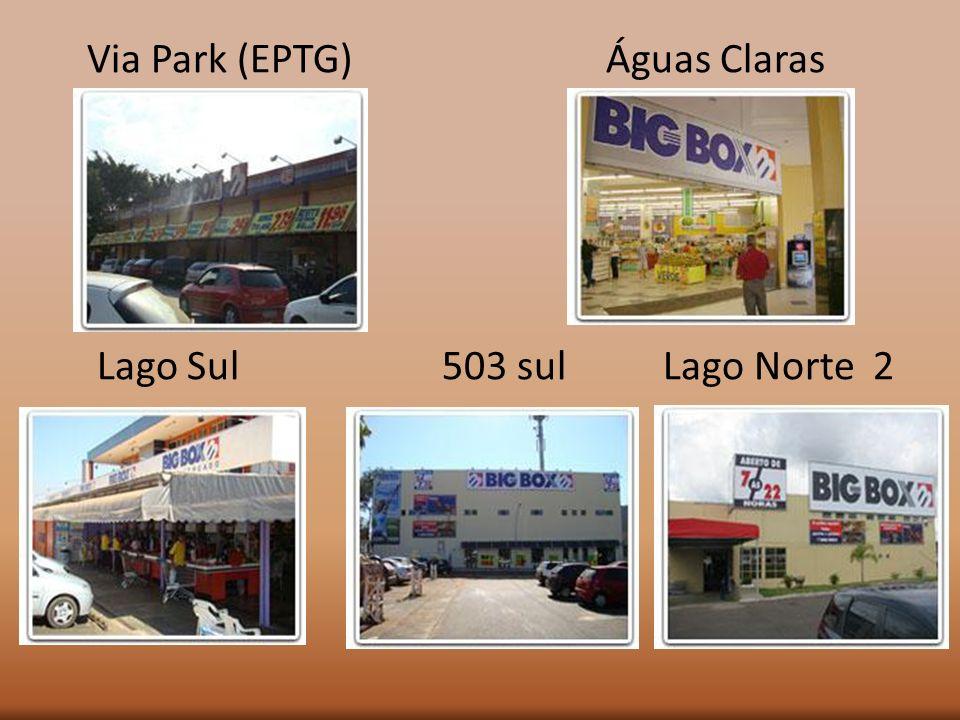 Via Park (EPTG) Águas Claras Lago Sul 503 sul Lago Norte 2