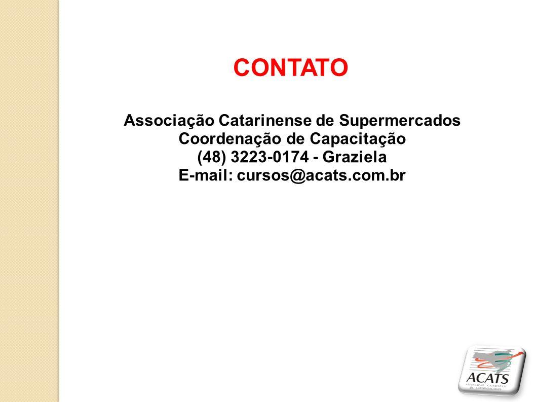 CONTATO Associação Catarinense de Supermercados