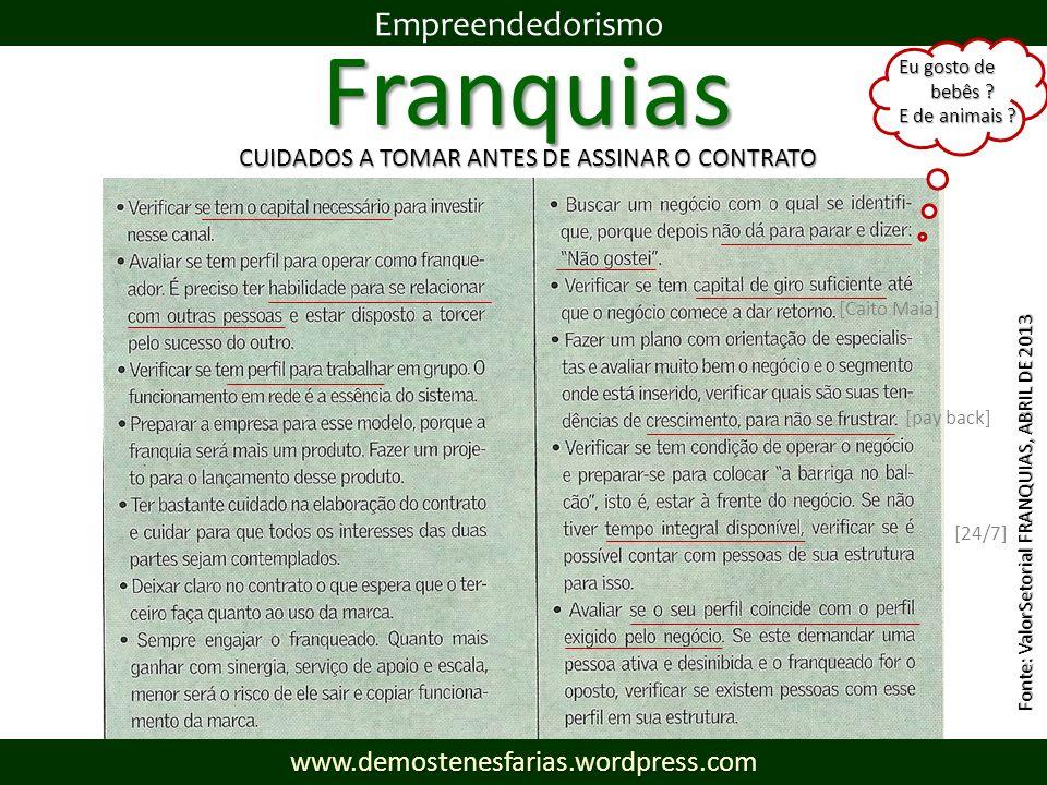 CUIDADOS A TOMAR ANTES DE ASSINAR O CONTRATO