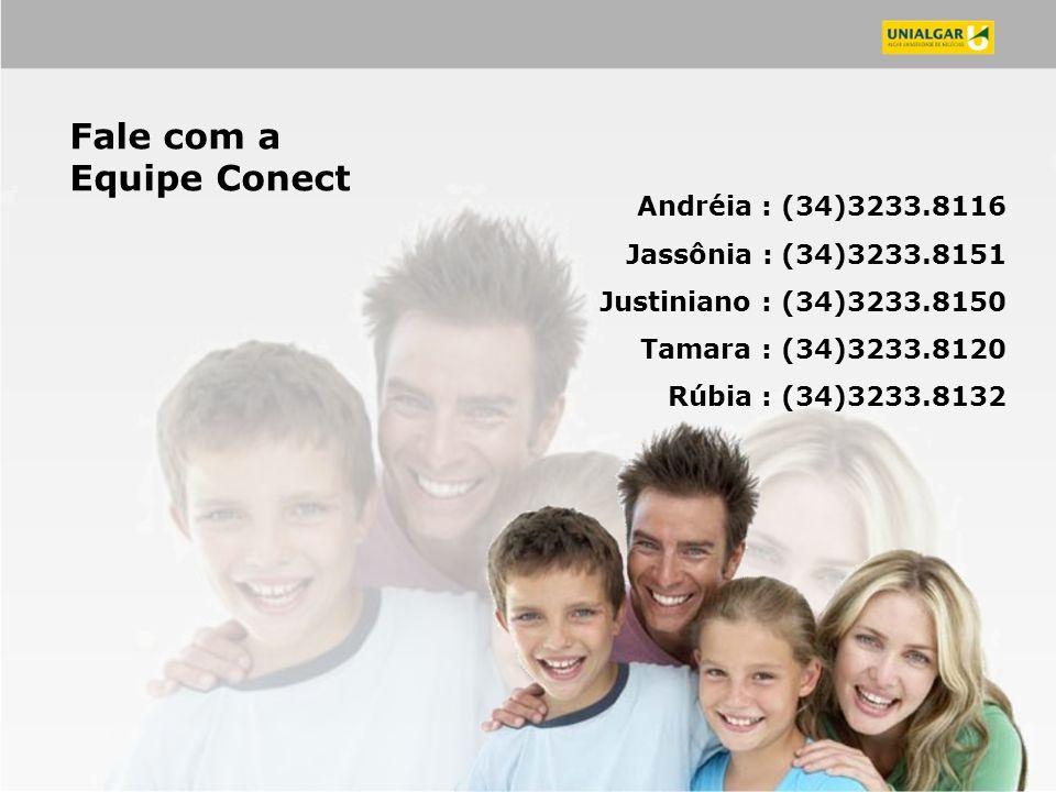 Fale com a Equipe Conect