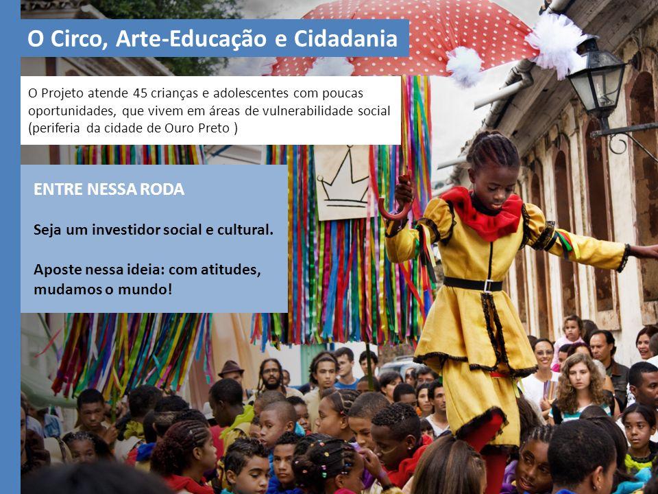O Circo, Arte-Educação e Cidadania