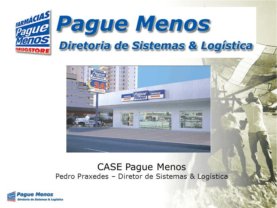 Pedro Praxedes – Diretor de Sistemas & Logística