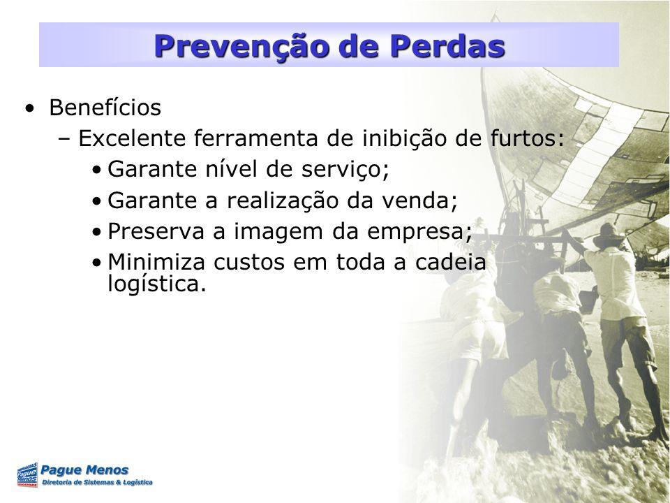 Prevenção de Perdas Benefícios